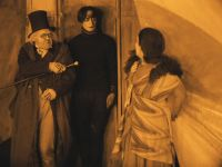 Restored version of The Cabinet of Dr. Caligari